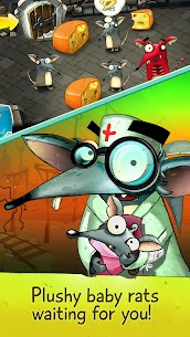 The Rats – Build a Cheese Empire: Online Game  Apk Download For Android and Iphone 4