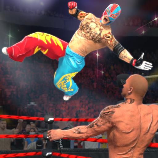 Wrestling Cage Fight - Free Wrestling Games 2K18