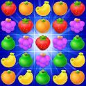 Puzzle Fruits: Rescue Wild icon