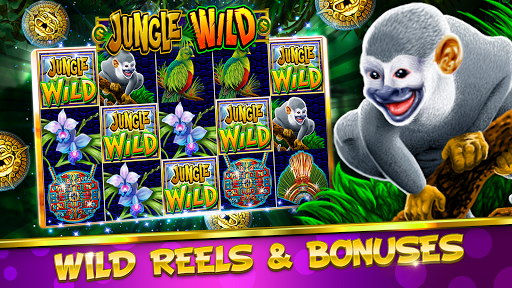 Jackpot Party Casino Games: Spin FREE Casino Slots 5014.00 screenshots 6