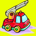 Unblock car games icon