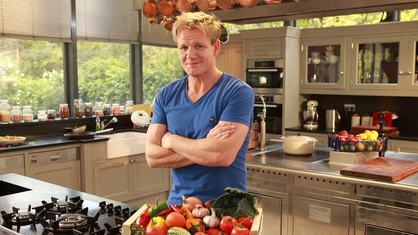 Watch Gordon Ramsay's Ultimate Home Cooking live