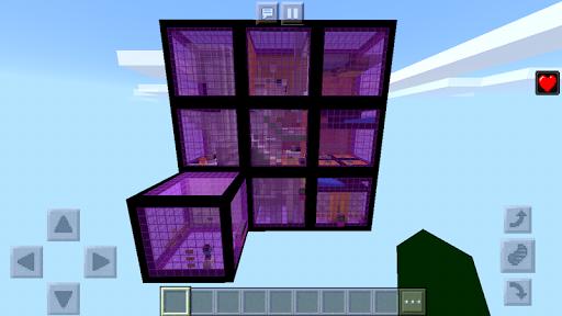 Cube Escape 2018 Surival Map Minecraft PE 1.0 screenshots 1