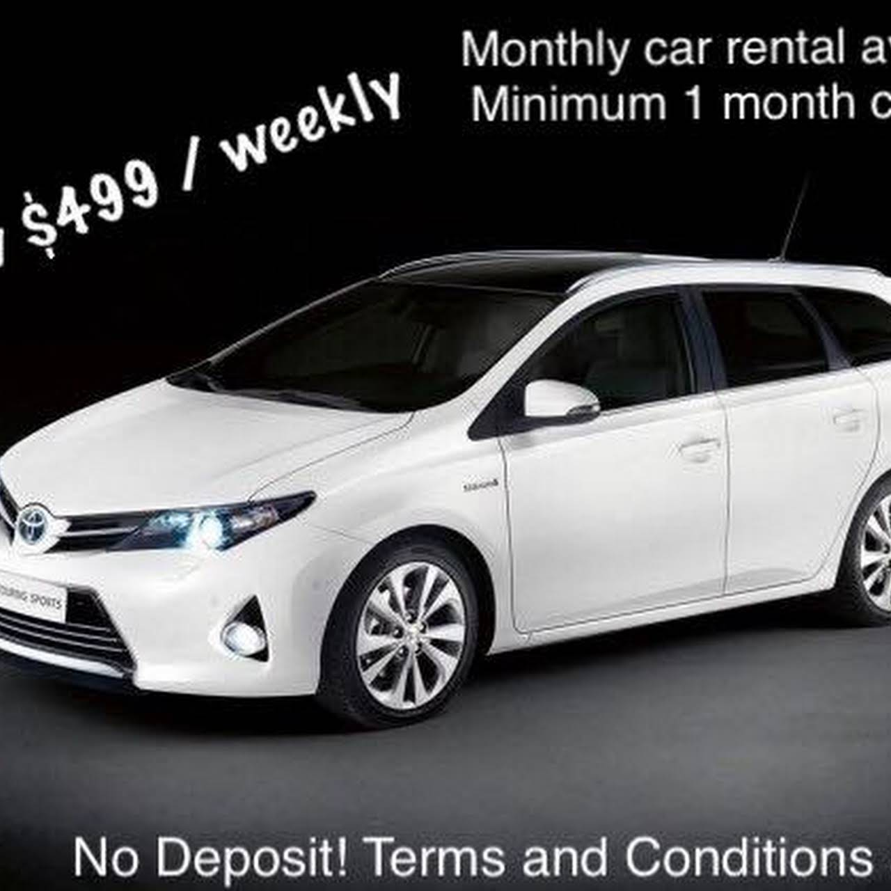 Car Lease Deals No Deposit Bad Credit