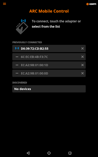 ARC Mobile Control