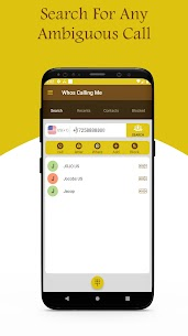 Who's Calling Me – Caller ID App Download For Android 2
