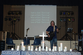 Photo: Time to worship.