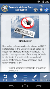 Domestic Violence Prevention- screenshot thumbnail