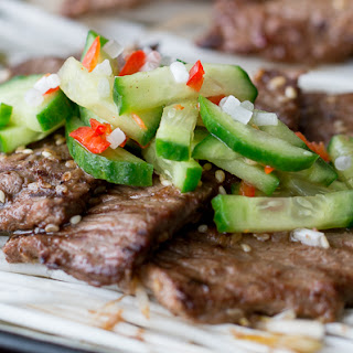 Korean Beef BBQ Kalbi