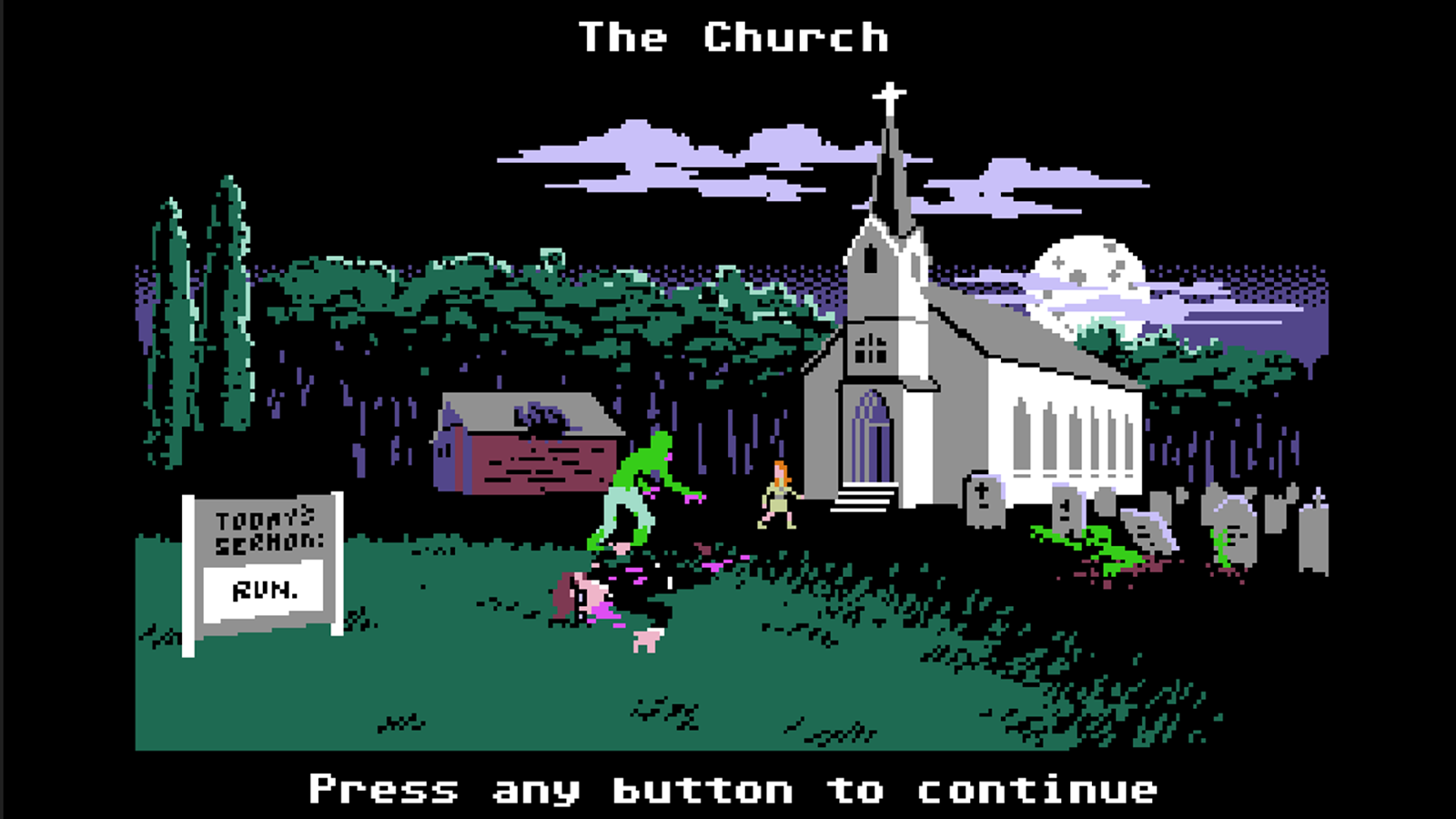 Organ Trail: Director's Cut- screenshot