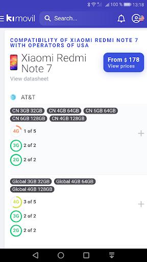 Kimovil 1.0.5 screenshots 3