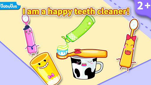 Baby Panda's Toothbrush 8.48.00.01 screenshots 2
