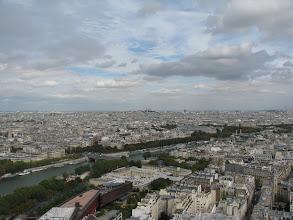 Photo: View towardMontmartre