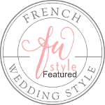 French Weddingstyle - Romantic countryside wedding shoot