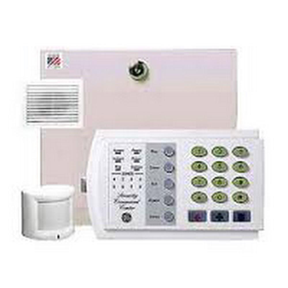 GE Security Alarm System