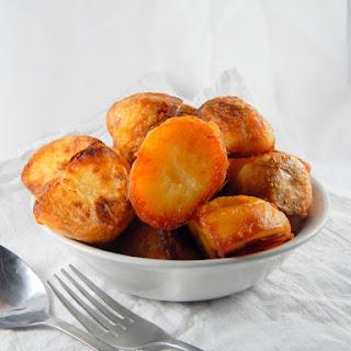 Goose Fat Roasted Potatoes
