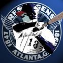 Atlanta Baseball - Braves Edition icon
