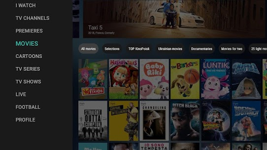 MEGOGO for Android TV MOD APK (Ad Free) 9