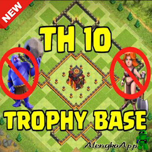 Technique Map Trophy Cocth th 10 Best - náhled