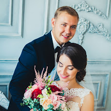 Wedding photographer Konstantin Danilov (Luchio). Photo of 11.12.2016