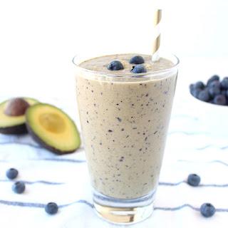 Blueberry Smoothie Without Yogurt Recipes