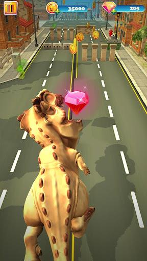 Dinosaur Running & Jumping Game: 3D Endless Runner 1.1.3 screenshots 1