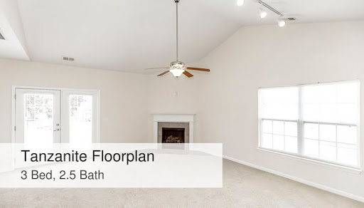 Tanzanite Floorplan 3 Bed 2 5 Bath Granite Ridge Apartments And