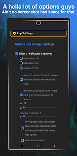 Always On Edge Mod Apk (Pro Features Unlocked) 3