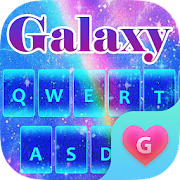 App Galaxy Fantasy Keyboard Theme for Girls APK for Windows Phone