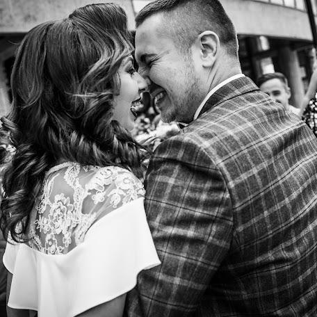 Wedding photographer Adrian Craciunescul (craciunescul). Photo of 20.11.2017