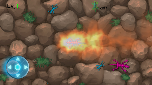 Lizard Game  screenshots 3