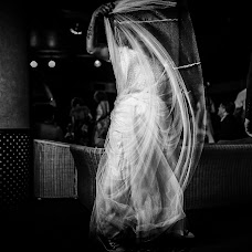 Wedding photographer Daniel Villalobos (fotosurmalaga). Photo of 03.10.2017