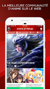 Anime et Manga Amino en Français - náhled