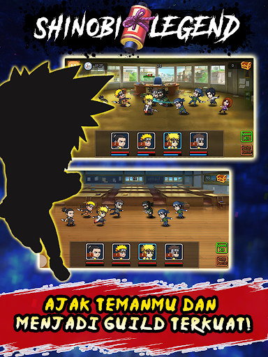 Shinobi Legend - Ninja Battle 1.0.1 screenshots 5
