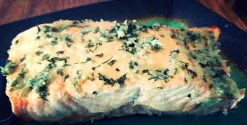 Garlic Butter Salmon Recipe