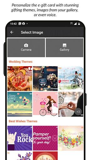 Woohoo - Digital Gift Cards  Screenshots 3