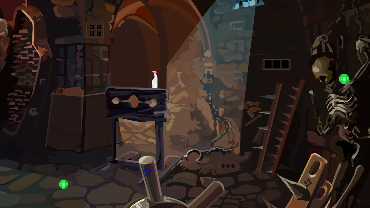 Escape Games Zone-212- screenshot