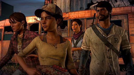The Walking Dead: A New Frontier screenshot 8