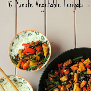 Teriyaki Rice With Vegetables Recipes