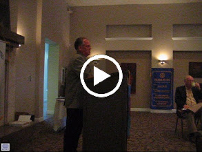 Video: President Wayne Zimmerman presented the John Carpenter Spirit of Rotary Award to teacher Jeff McDevitt. For years Jeff has been the Sponsor of the Interact Club at Trinity Christian Academy.