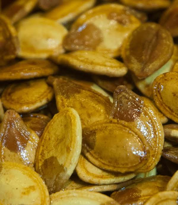 Autumn Essentials: Pan Toasted Pumpkin Seeds Recipe