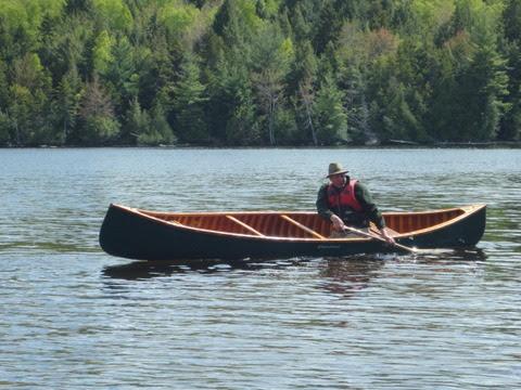 new Swift Prospector 14 solo - Canoetripping net Forums