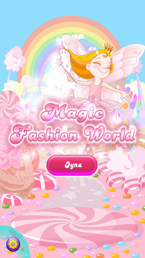 Magic Fashion World DressUp