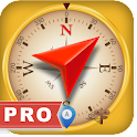 Compass PRO for Google Map icon