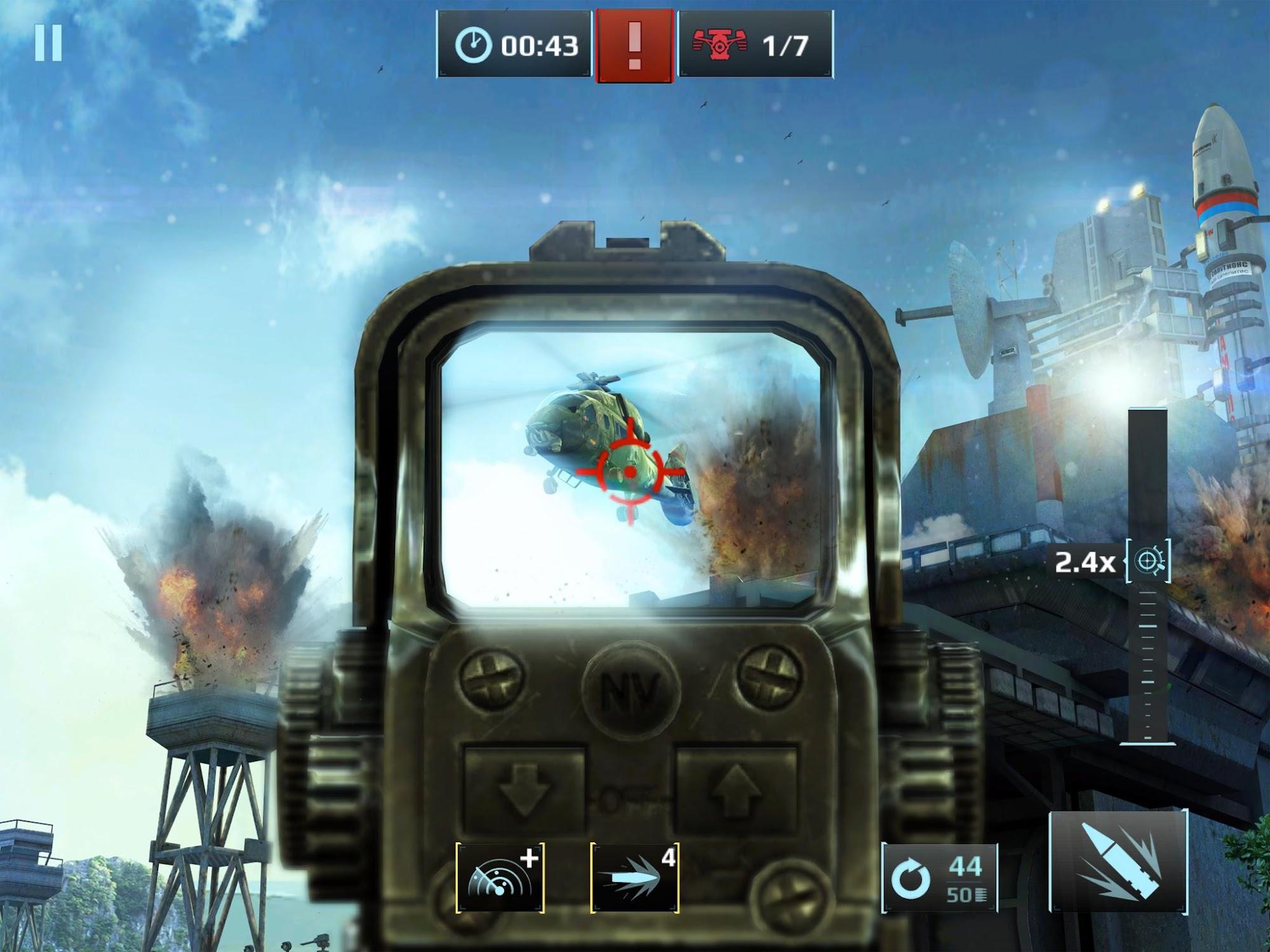Sniper Fury screenshot #6