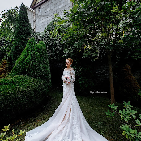 Wedding photographer Kamil Gadzhiev (KG31). Photo of 14.08.2016