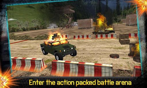 無料动作Appの陸軍戦争ジープオフロードアタック3D|記事Game