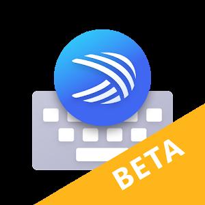 Microsoft SwiftKey Beta 7.6.1.5 by SwiftKey logo