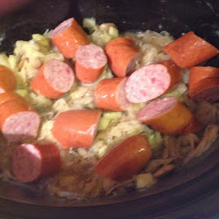 Pork Kielbasa Sauerkraut Crock Pot Recipes.