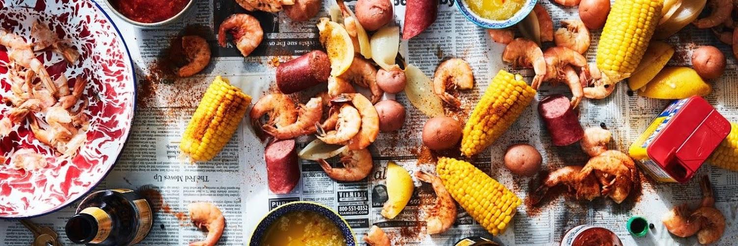Sinclair's Reserve Shrimp Boil Social